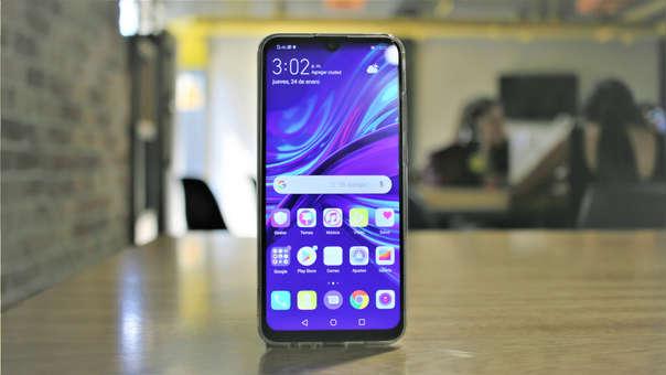 Este es el Huawei P Smart 2019