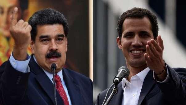 Nicolás Maduro brindó conferencia de prensa esta tarde.