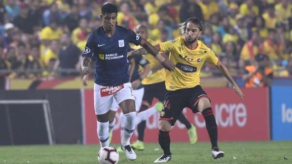Calidad superior imágenes detalladas minorista en línea Alianza Lima cayó 2-1 ante Barcelona en duelo amistoso con Andrea ...