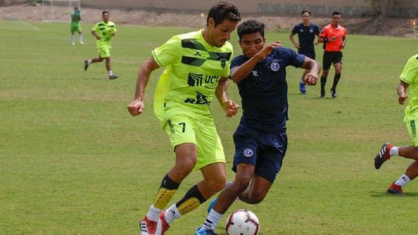 Deportivo Municipal vs. César Vallejo