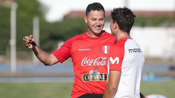 Selección Peruana Sub 20,
