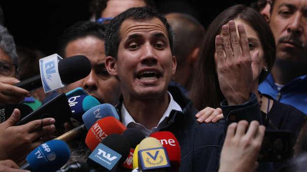 El presidente de la Asamblea Nacional de Venezuela, Juan Guaidó, llamó a los venezolanos a marchar esta semana.