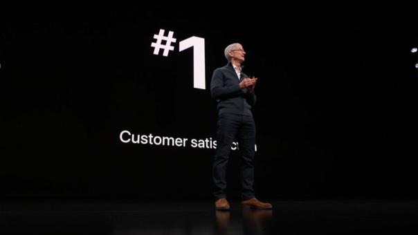 Apple lidera las preferencias en el mercado de gama premium