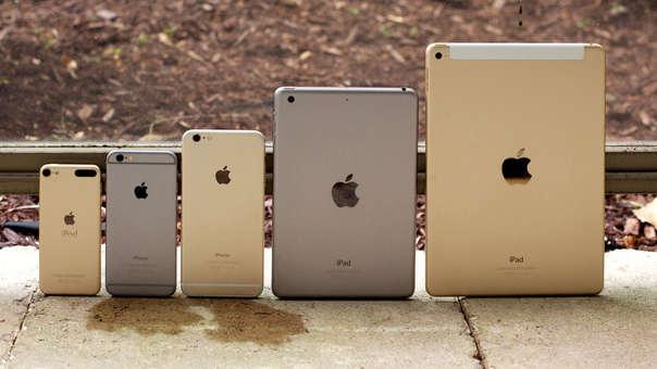 Nuevo iPad y iPod