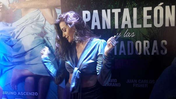 Milett Figueroa será la protagonista del musical de