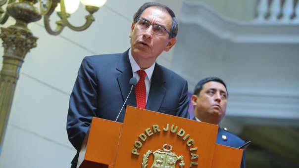 CEREMONIA DE INAUGURACIÓN DEL AÑO DEL PODER JUDICIAL