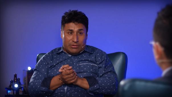 El popular cómico 'Danny' Rosales pertenece al elenco del Wasap de JB, en la actualidad.