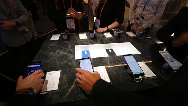 Por primera vez en la historia, le mercado de móviles retrocede durante un año completo