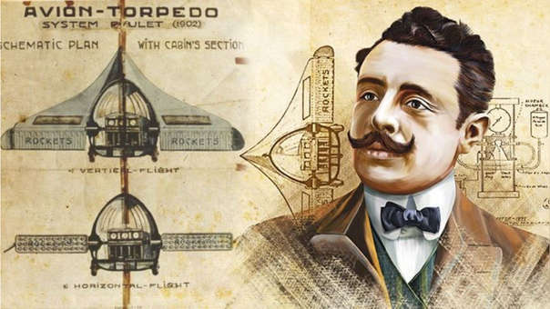 Pedro Paulet, un peruano ilustre que muchos aún no conocen.