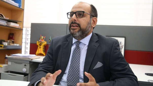 El ministro de Eduación Daniel Alfaro informó que del 4 al 22 de febrero habrá una capacitación sobre la evaluación por competencias para los 220 especialistas de las UGEL.