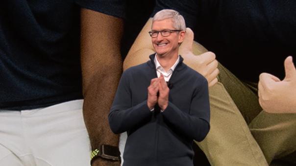 Tim Cook, CEO de Apple, ya ha tenido cruce de opiniones con Facebook por temas de seguridad