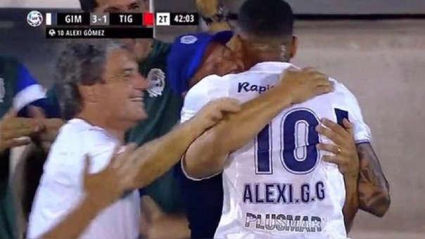 Alexi Gómez