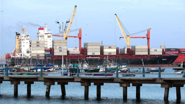 Las exportaciones de pesca en el sector no tradicional aumentaron 25.8% en 2018, totalizando US$ 1,369 millones.