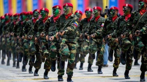 Výsledok vyhľadávania obrázkov pre dopyt Fuerza armada de venezuela