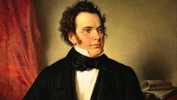 Franz Schubert (1797–1828).
