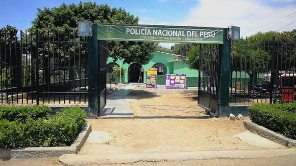 Comisaría San Martín de Lambayeque