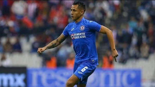 Yoshimar Yotún marcó su primer GOL con Cruz Azul en la Copa MX ante León