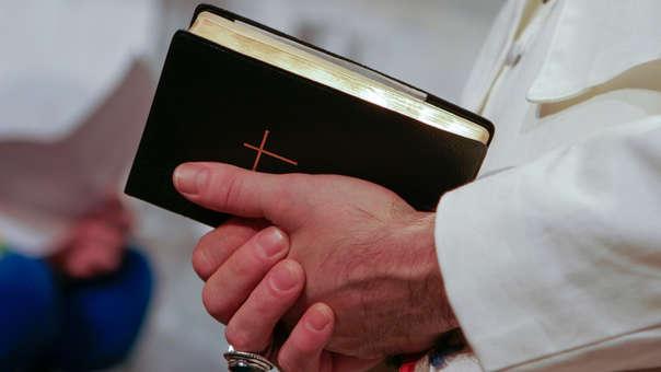 El sacerdote fue enviado a prisión