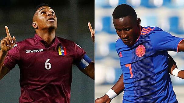 Venezuela vs. Colombia EN VIVO, ONLINE Y EN DIRECTO por el Hexagonal del Sudamericano Sub 20