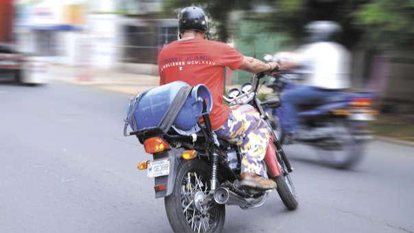 En el Perú circulan más de 2 millones de motos que cubren la necesidad de transporte de 5 millones de ciudadanos.