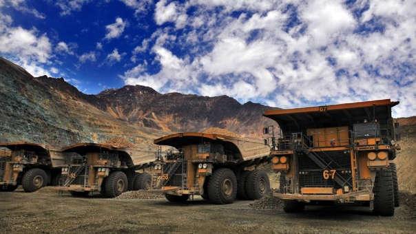 Perú es el segundo productor mundial de cobre.