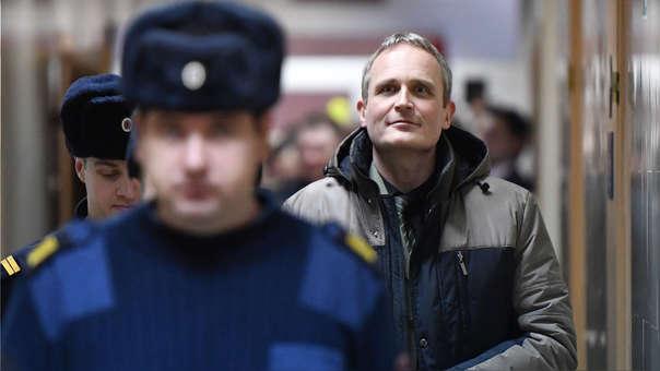 "Rusia envía a la cárcel a un testigo de Jehová extranjero por considerarlo  un ""extremista"" | RPP Noticias"