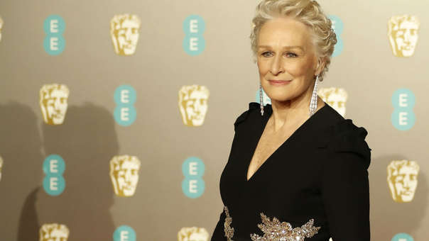 Bafta 2019 Glenn Close