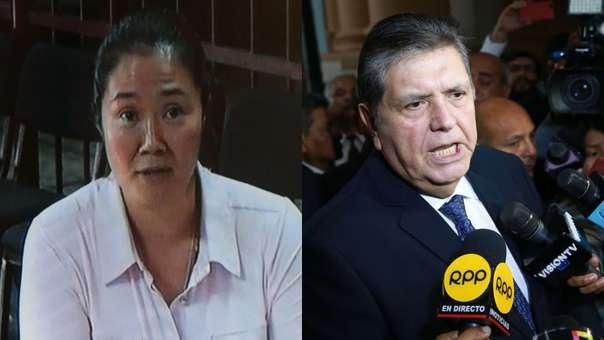 Los peruanos no tienen entre sus opciones a Fuerza Popular y al APRA.
