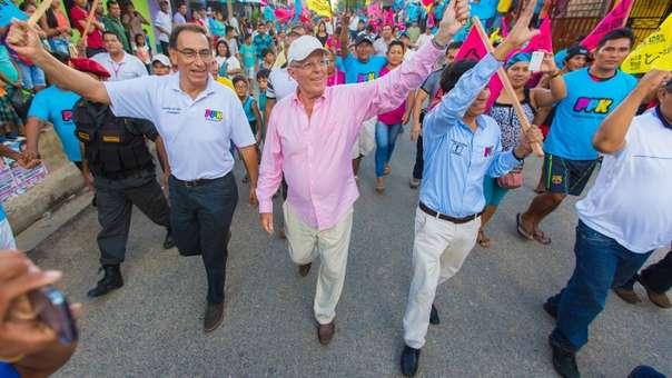 Bancada oficialista pidió que se investigue los aportes a su campaña.