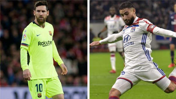 Barcelona Vs Lyon Cuando Se Juega El Partido Por Los Octavos De Champions League Rpp Noticias