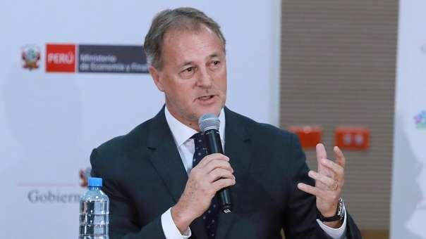 Jorge Muñoz se mostró preocupado por la situación de la Municipalidad de Lima.