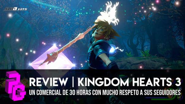 17 años de Kingdom Hearts terminan aquí, ¿o no?