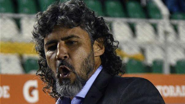 'Tacuara' Cardozo marcó golazo de mediacancha y así celebró Leonel Álvarez