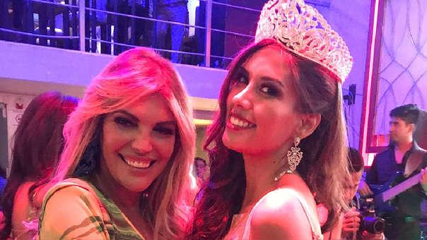 Claudia Meza fue coronada Miss Perú Trujillo 2019 en setiembre pasado.