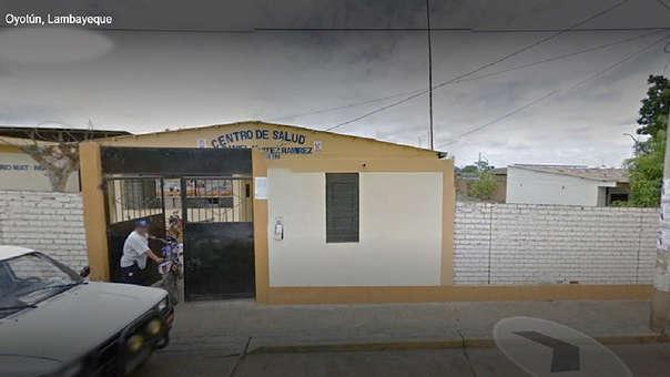 Afectados están siendo atendidos en el centro de salud de Oyotún