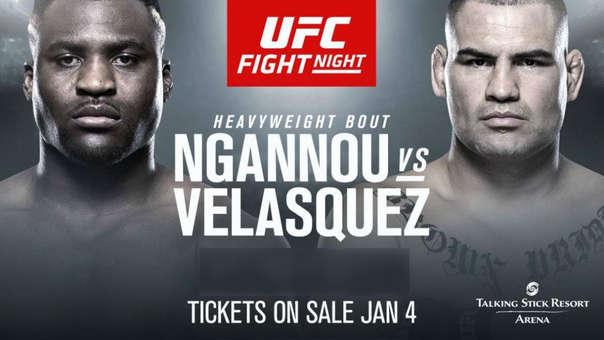 Resultado de imagen para UFC Fight Night Phoenix