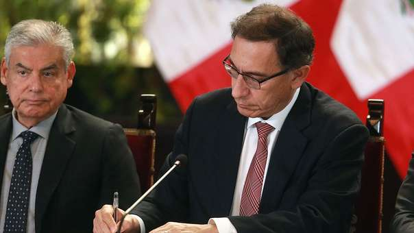 El presidente criticó a quienes se oponen a la reforma de la Junta Nacional de Justicia.