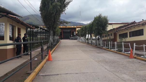 Penal de Varones de Cusco