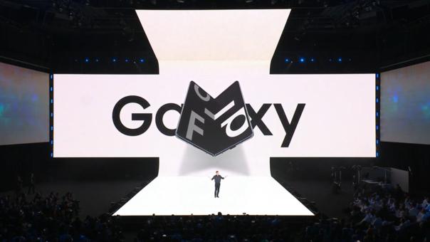 Samsung presenta en San Francisco el nuevo Galaxy FOLD