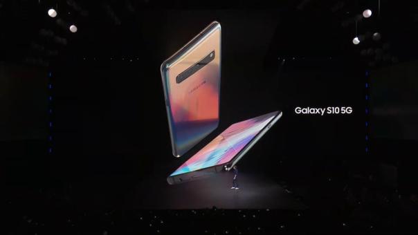 Samsung ha presentado una versión 5G de su smartphone de gama alta