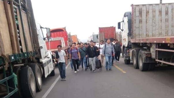 Paro Arequipa