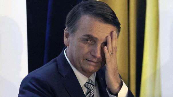 Jair Bolsonaro afronta problemas a pocas semanas del inicio de su gobierno.