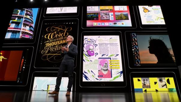 Apple estaría preparando un concepto de teléfono plegable para el 2020
