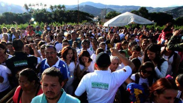 Frontera Venezuela - Colombia