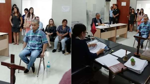Juan Álvarez Infantas cumplirá prisión preventiva por el delito de feminicidio en agravio.