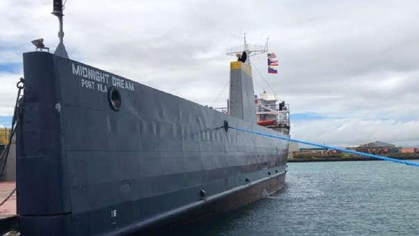 Barco Puerto Rico