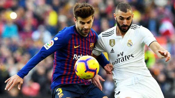 Real Madrid vs. Barcelona EN VIVO y EN DIRECTO