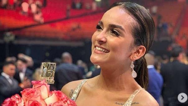 Daniela Darcourt compartirá escenario con Mar de Copas