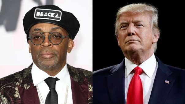 Trump acusa a Spike Lee de ser