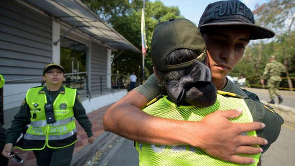 Militares venezolanos desetores